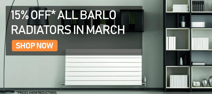 Price cut on Barlo Radiators