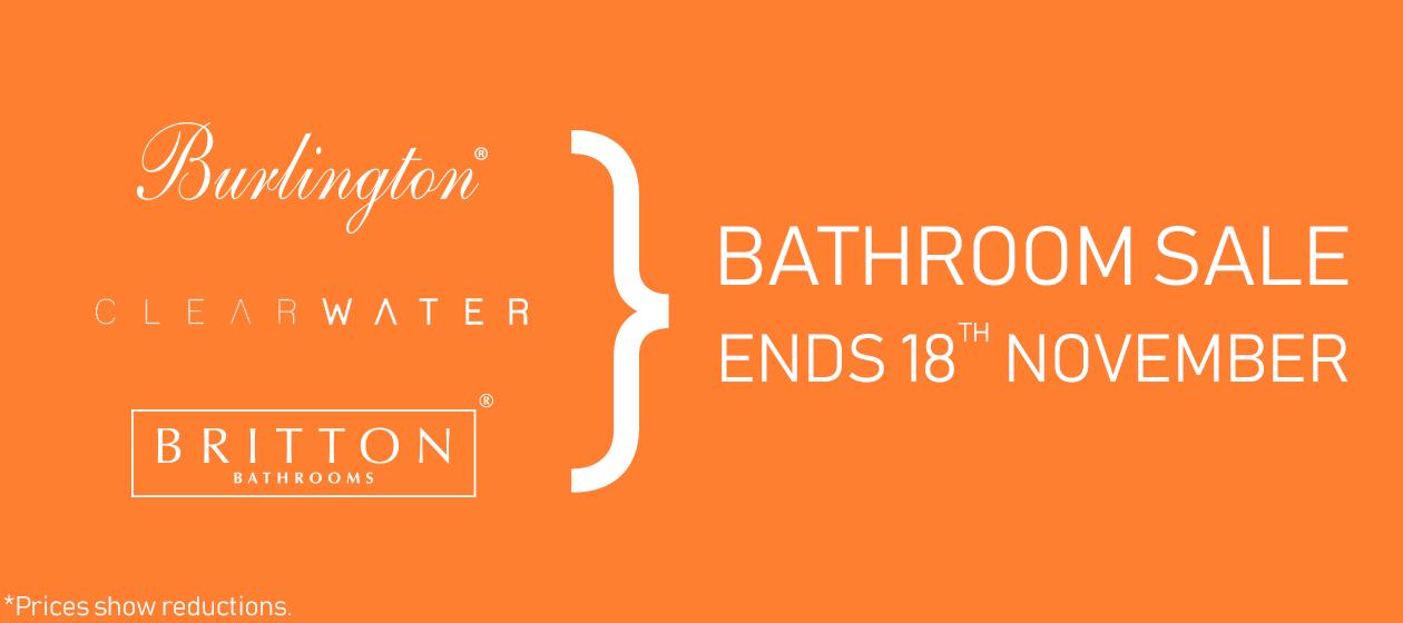 Bathroom Sale