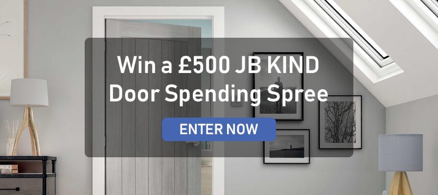 JB Kind Spending Spree