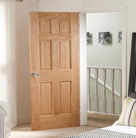 6 Panel Doors