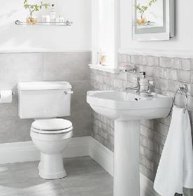 Brick & Metro Bathroom  Tiles