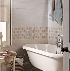 Budget Bathroom Tiles