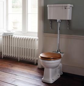 Burlington Toilets