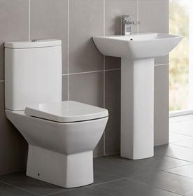 Essential Bathrooms