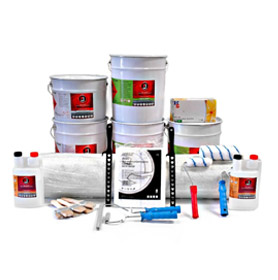 Fibreglass Flat Roof | Fibreglass Roof | Building Supplies