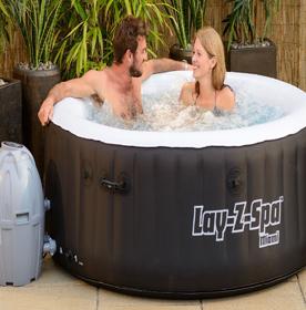 Lay-Z Spa