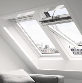 White Polyurethane (PUR) Windows