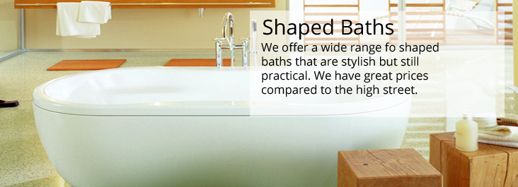 Shaped Baths
