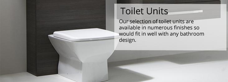 Toilet Units