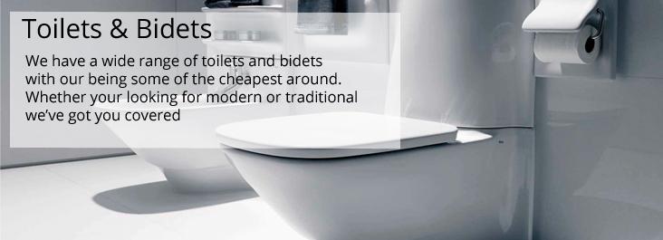 Toilet & Bidets