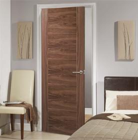 wood interior doors. Beautiful Wood Walnut Doors Inside Wood Interior