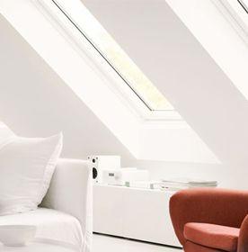 White Painted Windows