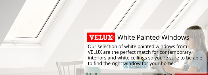 White Painted Windows