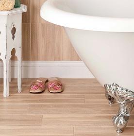 Wood Effect Bathroom Tiles