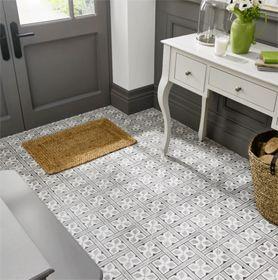 Hallway & Lounge Tiles