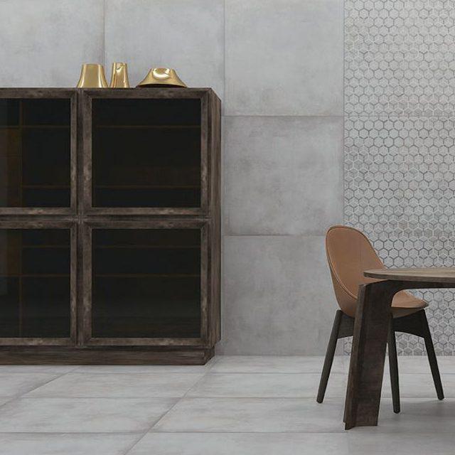 Concrete Effect Wall Tiles