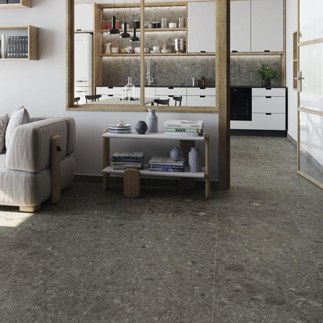 Textured Floor Tiles