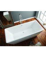Image for April Boston Contemporary Freestanding Bath 1700mm x 580mm
