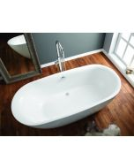 Image for April Cayton Contemporary Freestanding Bath 1800mm x 540mm
