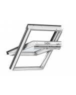Image for Velux GGU 0034 White Centre Pivot Window CK04 (55 x 98 cm)