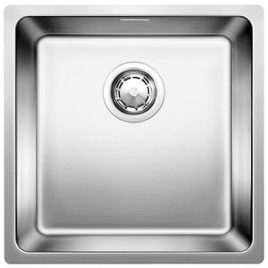 Image for BLANCO ANDANO 400-U Stainless Steel Kitchen Sink