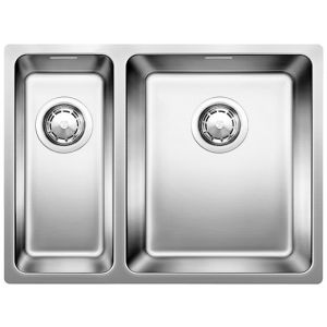 Image for BLANCO ANDANO 340/180-U Stainless Steel Kitchen Sink & Tap Pack Right Hand Main Bowl