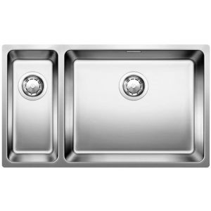 Image for BLANCO ANDANO 500/180-U Stainless Steel Kitchen Sink Right Hand Bowl