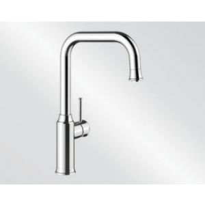 Image for Blanco Kitchen Mixer Tap Livia-S Metallic Surface High Pressure - Chrome