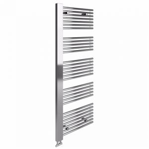 Image For Essential Leo Towel Warmer Chrome - 1190mm x 600mm
