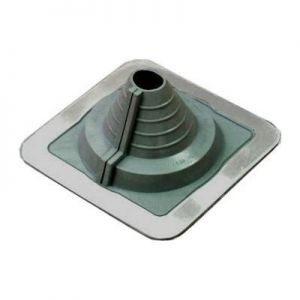 Image for AD Series Pipe Flashing For Metal Roofs 40mm to 100mm - Grey