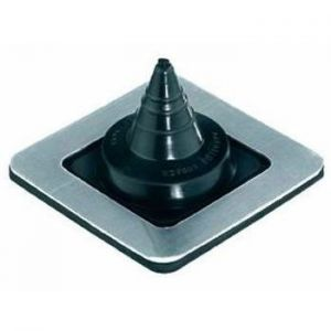 Image for MS Series Pipe Flashing For Metal Roofs 3mm to 25mm - Black