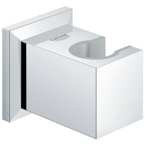 Image for Grohe Spa Allure Brilliant Chrome Wall Hand Shower Holder 27706000