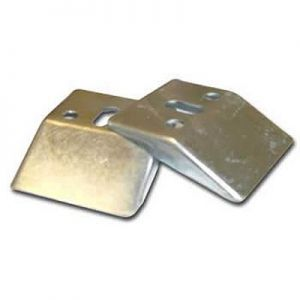 Image for Ideal Standard Steel Pair of Wall Hangers