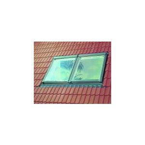 Image for VELUX EBW SK01 0021B Twin Combination Tile Flashing  114x70cm - 18mm Gap