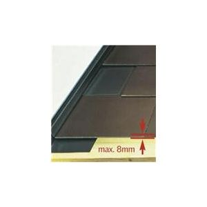 Image for VELUX EDN MK12 2000 Recessed Slate Flashing With Insulation - 78x180cm