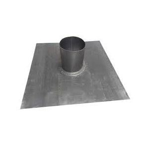 Image for 4 Inch (100mm) Lead Slate 450mm x 450mm Base - 90 Degree