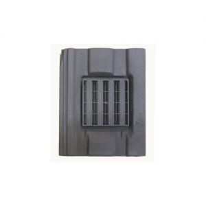 Image for Harcon In-line Redland Renown Roof Tile Vent - Grey