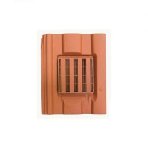 Image for Harcon In-line Redland Renown Roof Tile Vent - Terracotta