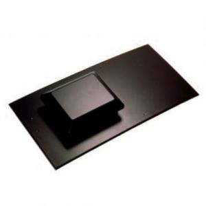 Image for Harcon Slate Cowl Vent 600mm x 300mm with Felt Sleeve - 20000mm2