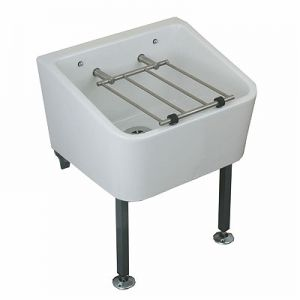 Image for Twyford Cleaner Sink 465 X 400 Including Grating