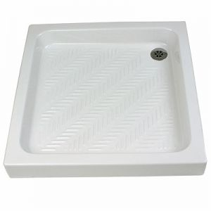 Image for Twyford Calypso-2 Shower Tray 800X800X110mm