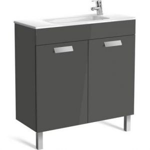 Image for Roca Debba Unik Compact Base Unit With Two Door And Basin