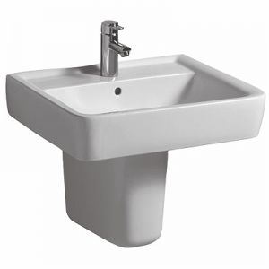 Image for Twyford Galerie Plan Washbasin 600X480, 1 Tap