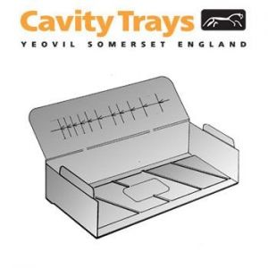 Image for Advantage Range Unleaded 330mm Catchment Tray - Left Hand