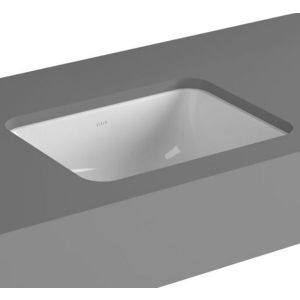 Image for Vitra S20 Compact Under-Counter Basin 48cm Square No Taphole