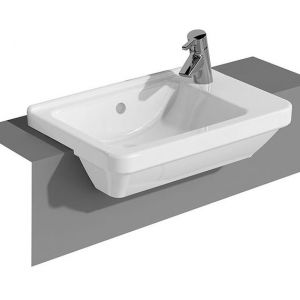 Image for Vitra S50 Compact Semi Recessed Basin Right Handed