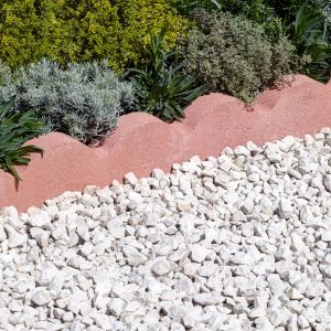 Image for Bradstone Scalloped Edgings Red 600x150x50
