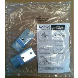 Image for Twyford Wall Hangers (For Washbasins)