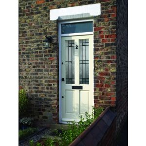 Image for XL Joinery Malton Unglazed External Hardwood Door (Dowelled)