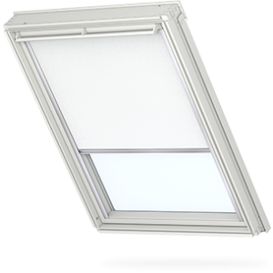 Image for Velux Electric Blackout White Thermo Uni - DML 1025